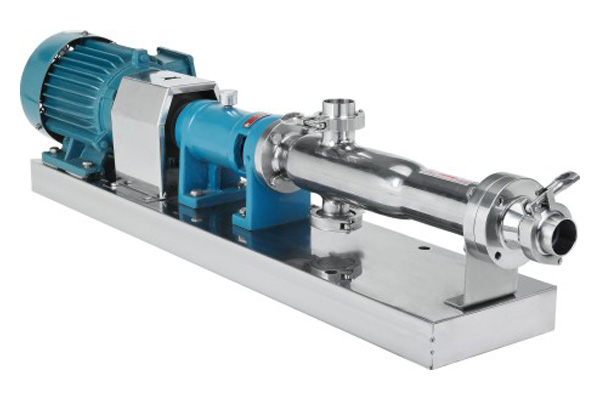 Sanitary Single-Screw Pump YUY-G