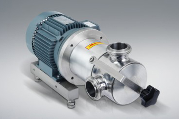 Sanitary Return Pump (Self-Priming Pump) YUY-H